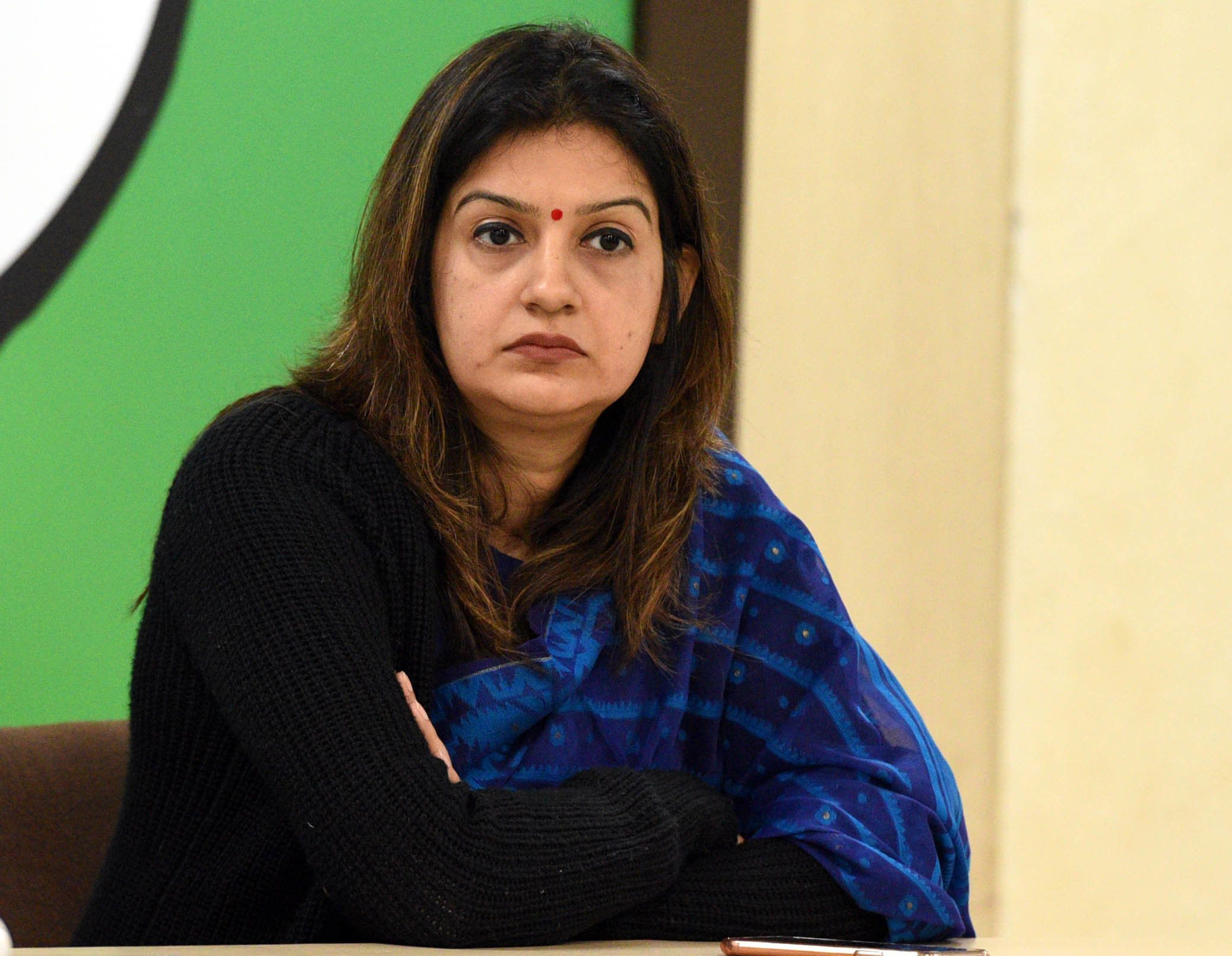 Priyanka Chaturvedi Says Congress Doesn't Practice What It Preaches About Women's Safety,