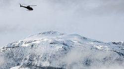Καναδάς: Τρεις ορειβάτες θεωρούνται νεκροί μετά από