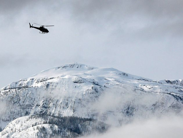 Καναδάς: Τρεις ορειβάτες θεωρούνται νεκροί μετά από χιονοστιβάδα στα Βραχώδη