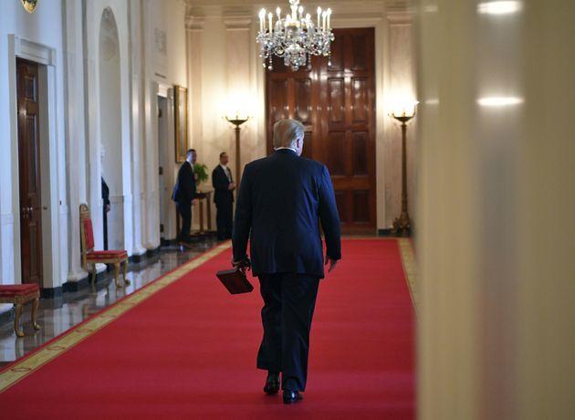민주당은 지금 당장 '트럼프 탄핵'을 추진하지는 않을