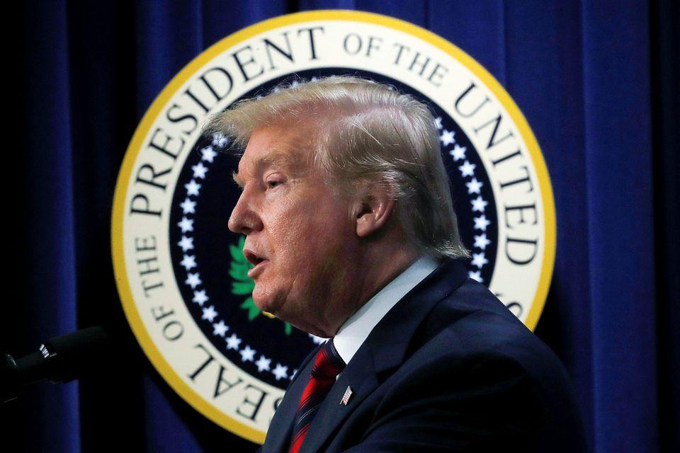 [뮬러 특검 보고서] 트럼프의 사법방해 혐의가 제기된 10가지