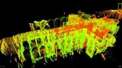 타계하기 전 불탄 노트르담 성당의 모든 걸 3D로 스캔해 놓은 교수가