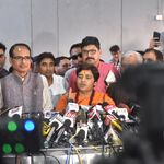 Pragya Thakur Goes On Hate Tirade Against Hemant Karkare As BJP Workers