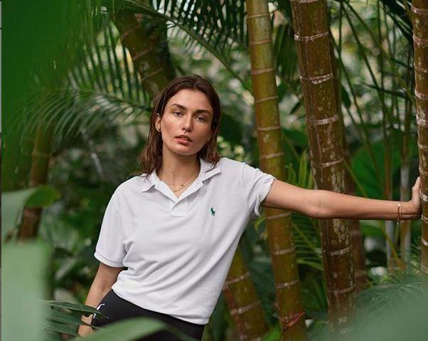 «Earth Polo»: Η νέα συλλογή του Ραλφ Λόρεν με μπλούζες από ανακυκλώσιμα πλαστικά