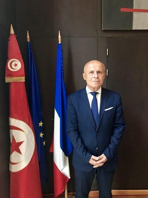 Affaires des diplomates français bloqués à Ras Jdir: L'ambassade de France en Tunisie déplore de