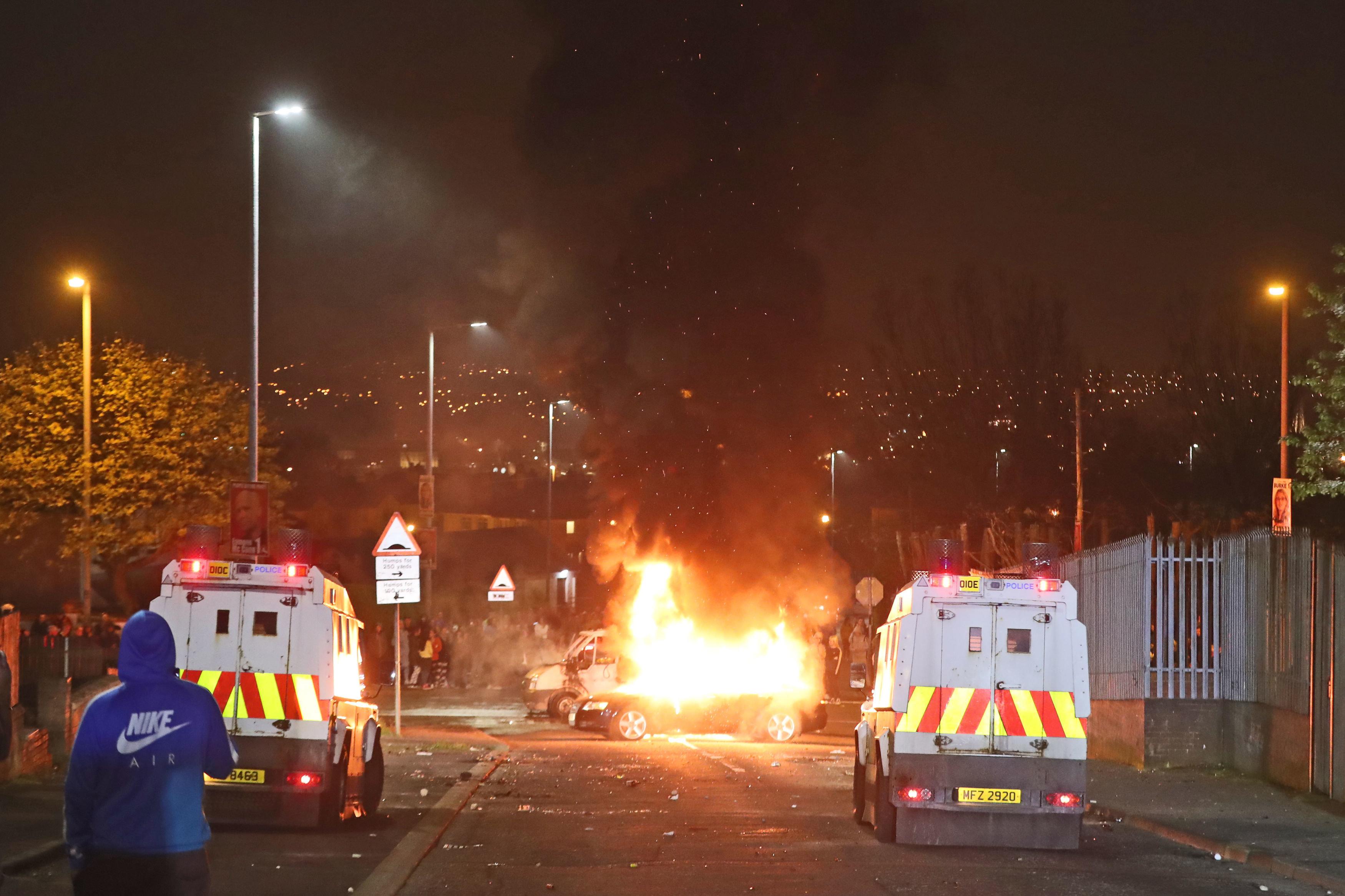 Avec le Brexit, les craintes d'un retour à la violence en Irlande du