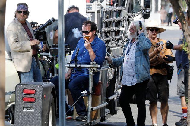 Pourquoi Quentin Tarantino n'est pas en sélection officielle à Cannes