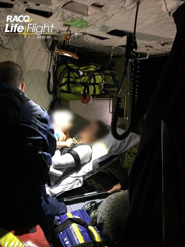 Αυστραλία: Πατέρας έσωσε βρέφος από τα σαγόνια ενός
