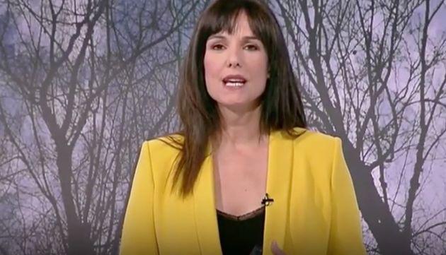 Mònica López ('El tiempo' de TVE) rectifica y pide perdón por publicar la carta de una espectadora que...
