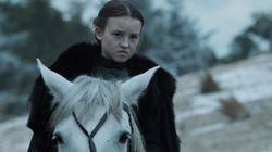 Lyanna Mormont a encore plus de caractère dans la vraie vie que dans