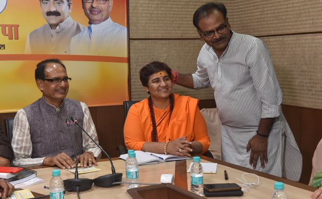 BJP Distances Itself From Pragya Thakur's Remarks On Hemant