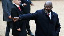 O πρόεδρος της Λιβερίας έφυγε από το γραφείο του επειδή βρέθηκαν