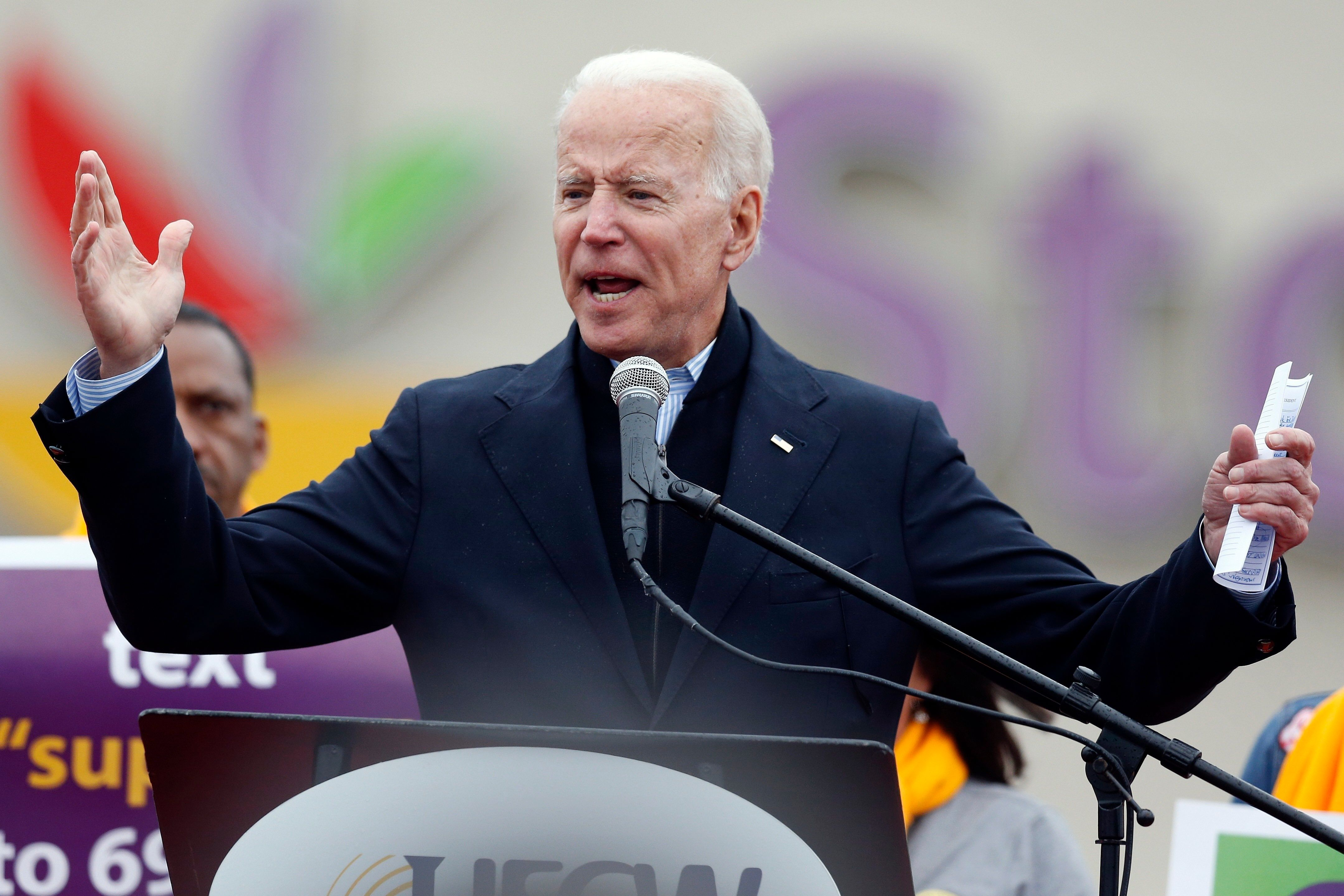 Joe Biden Expected To Announce 2020 Campaign Next Week