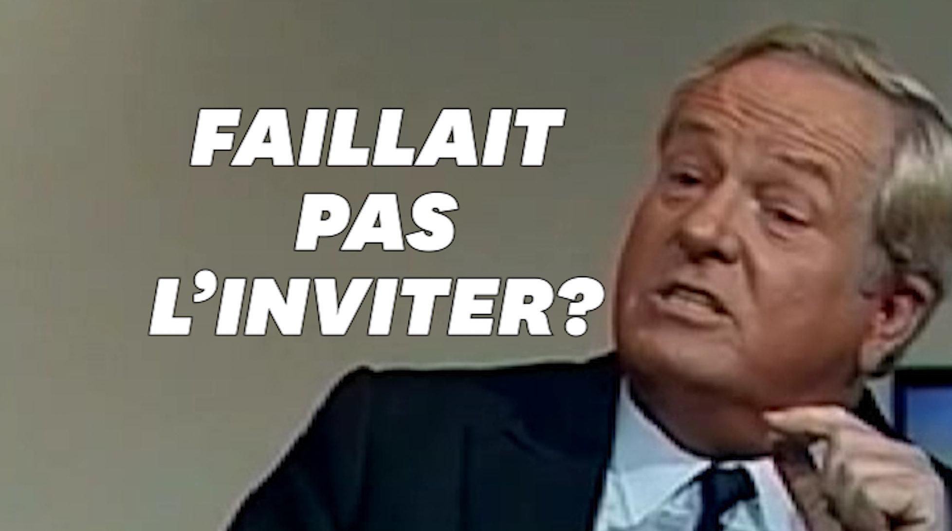 Populariser Le Pen à la télé, aucun
