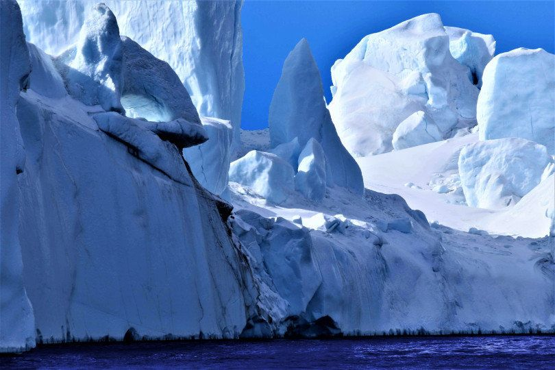 Οι πάγοι μετακινούνται...