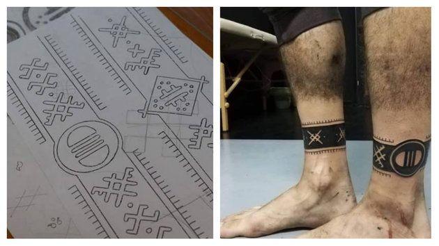 Comment la mode des tatouages berbères fait renaître une tradition en voie de disparition au