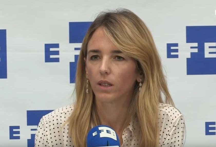 """Álvarez de Toledo (PP): """"¿Por qué se aceptan ruedas de prensa de Junqueras y no para un preso por"""