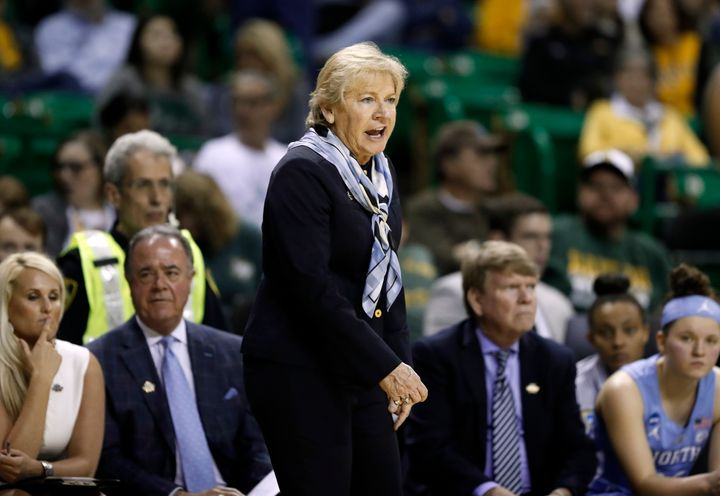 Longtime UNC-Chapel Hill women's basketball coach Sylvia Hatchell is out after players accused her of making racially insensi