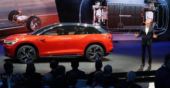 Le véhicule 100% électrique à l'intérieur végan devrait être disponible dès 2021.