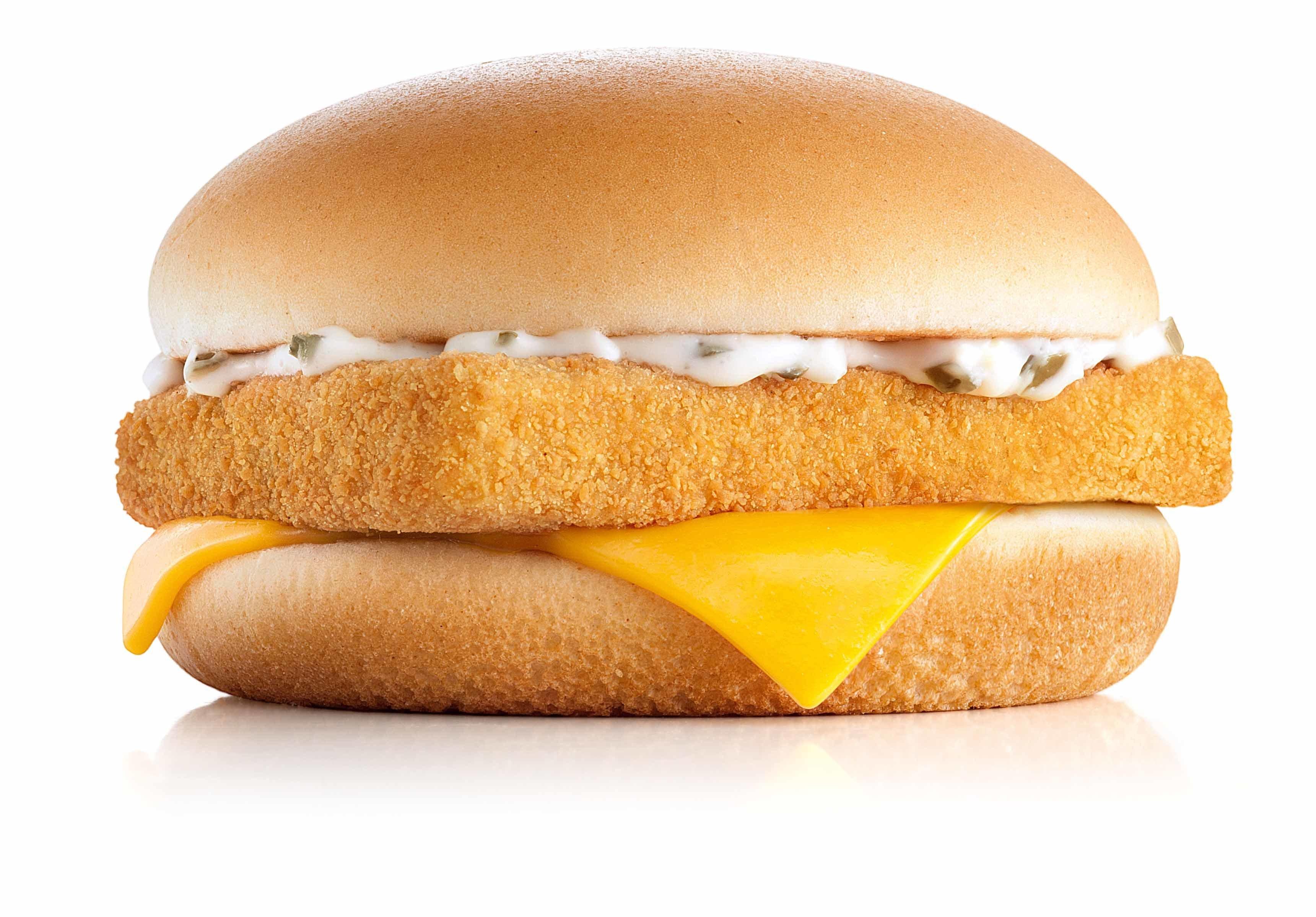 McDonald's coloca McFish em promoção na Sexta-Feira