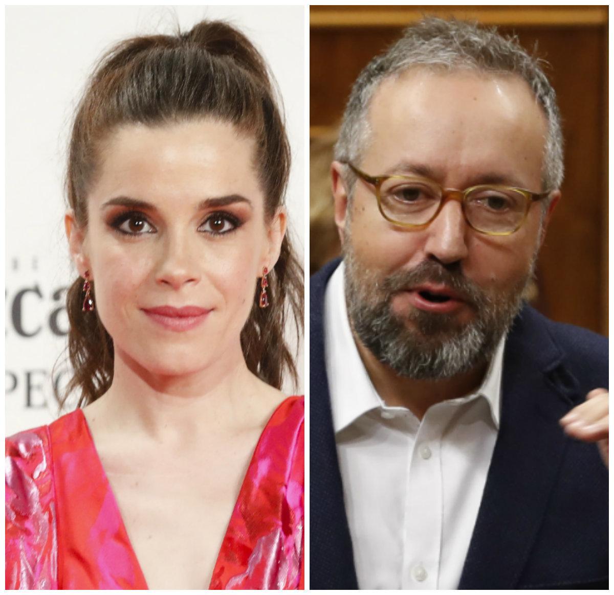 La contundente respuesta de la actriz Nuria Gago a este tuit de Juan Carlos Girauta sobre el cambio