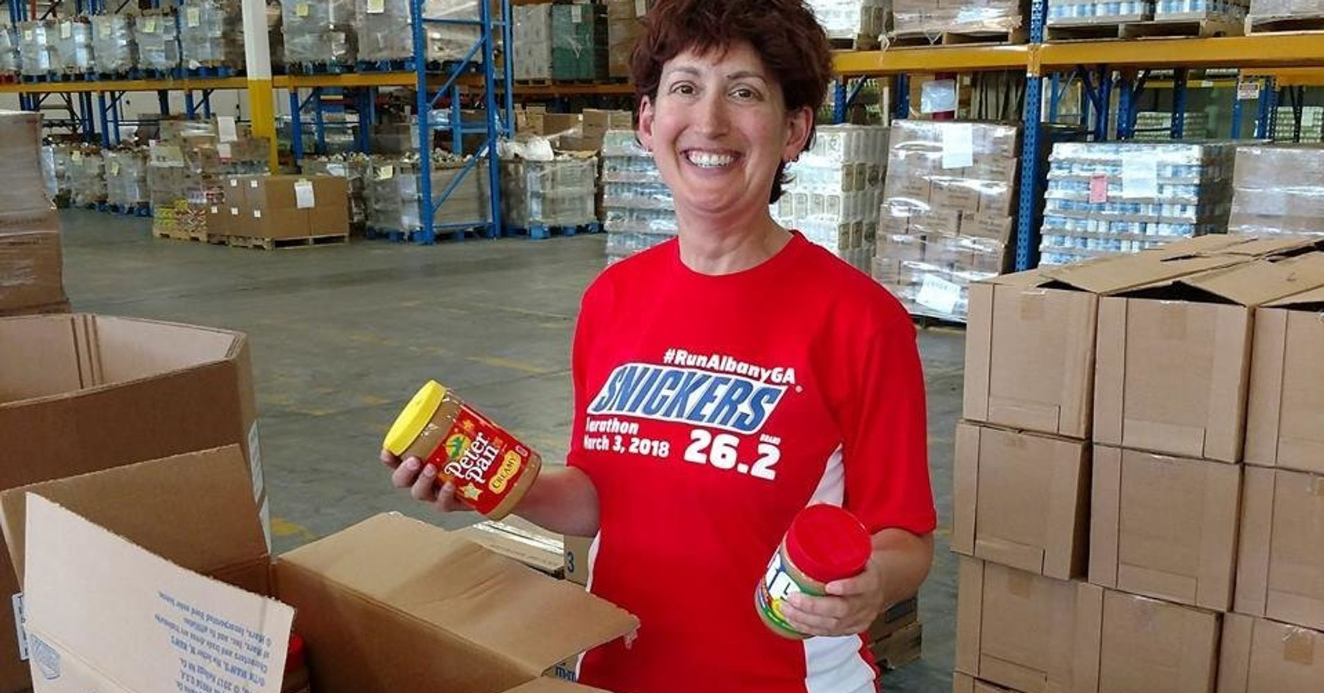 I Volunteered At 200 Food Banks Across The U.S. Here's What I Learned About Hunger In America.