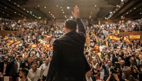 """El director de campaña de Vox en Alicante: """"Este no es un partido democrático ni lo va a"""