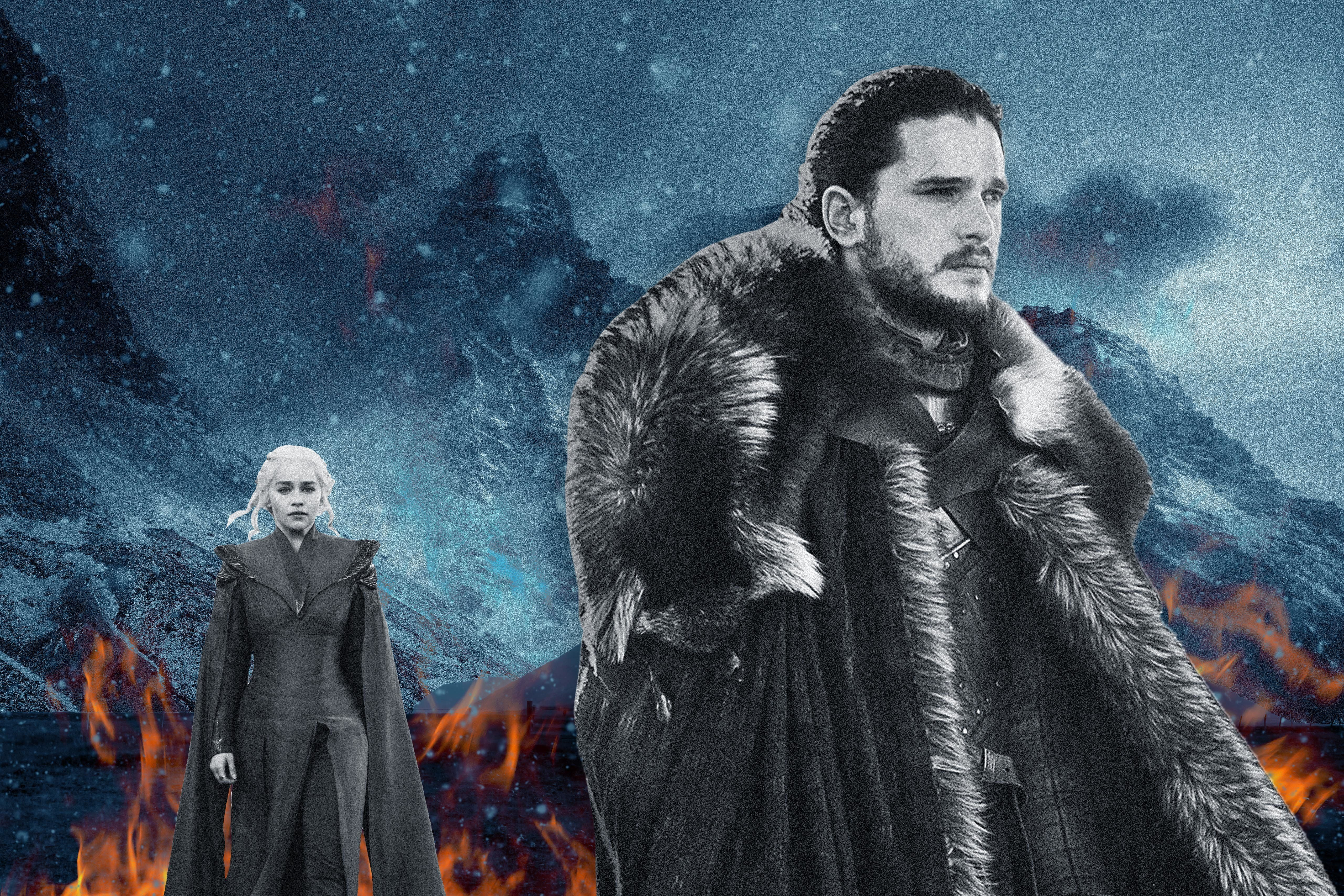 Everything Between Jon And Daenerys On 'Game Of Thrones' Just Got