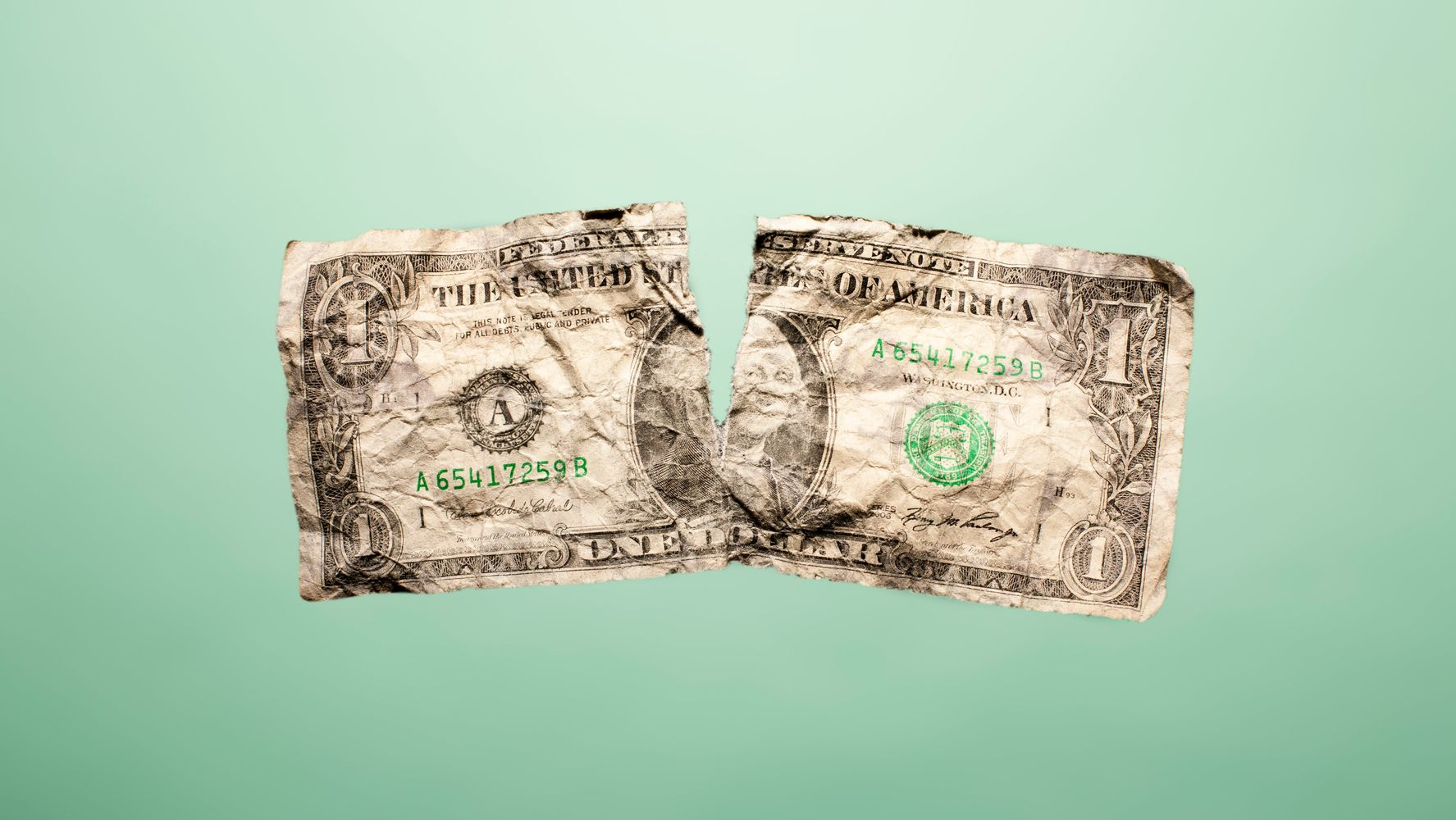 The Root Cause Of Your Money Problems Could Be An Actual