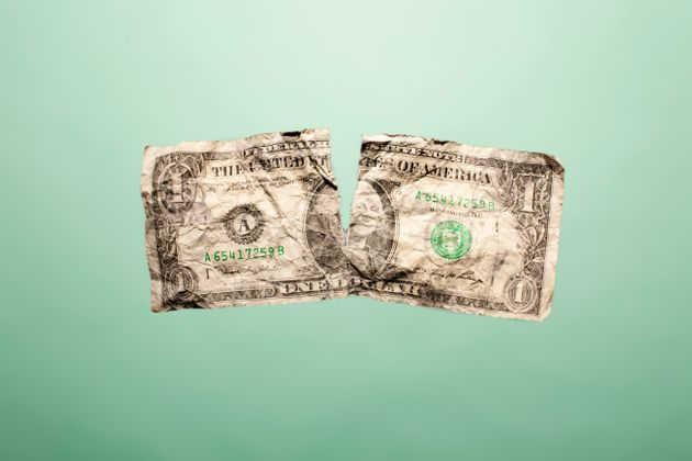 The Root Cause Of Your Money Problems Could Be An Actual Money
