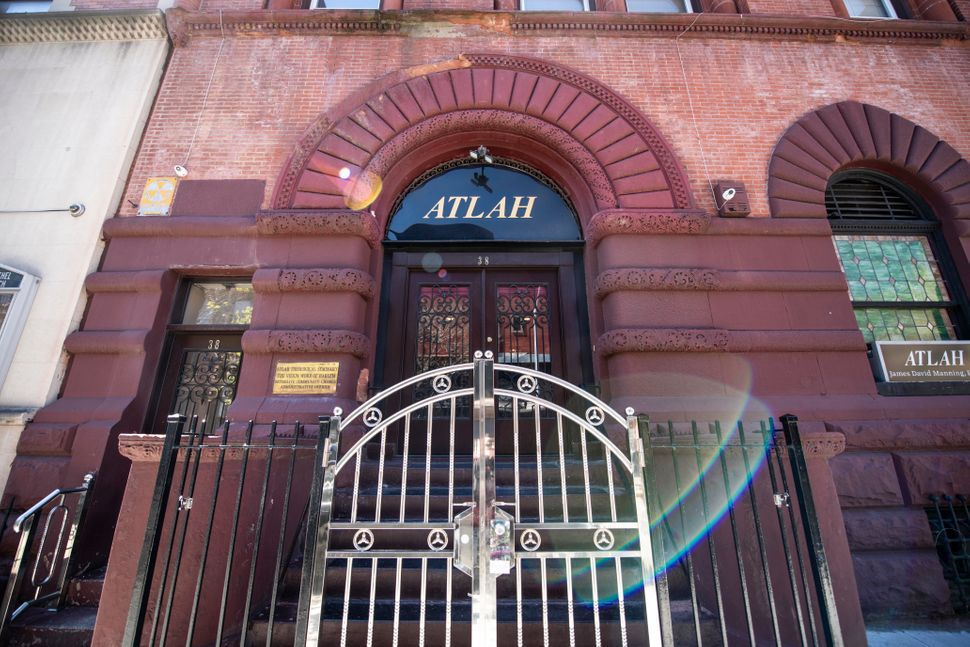 Atlah World Missionary Church was almost foreclosed upon in 2016. A homeless shelter for LGBTQ youth intended to buy the spac
