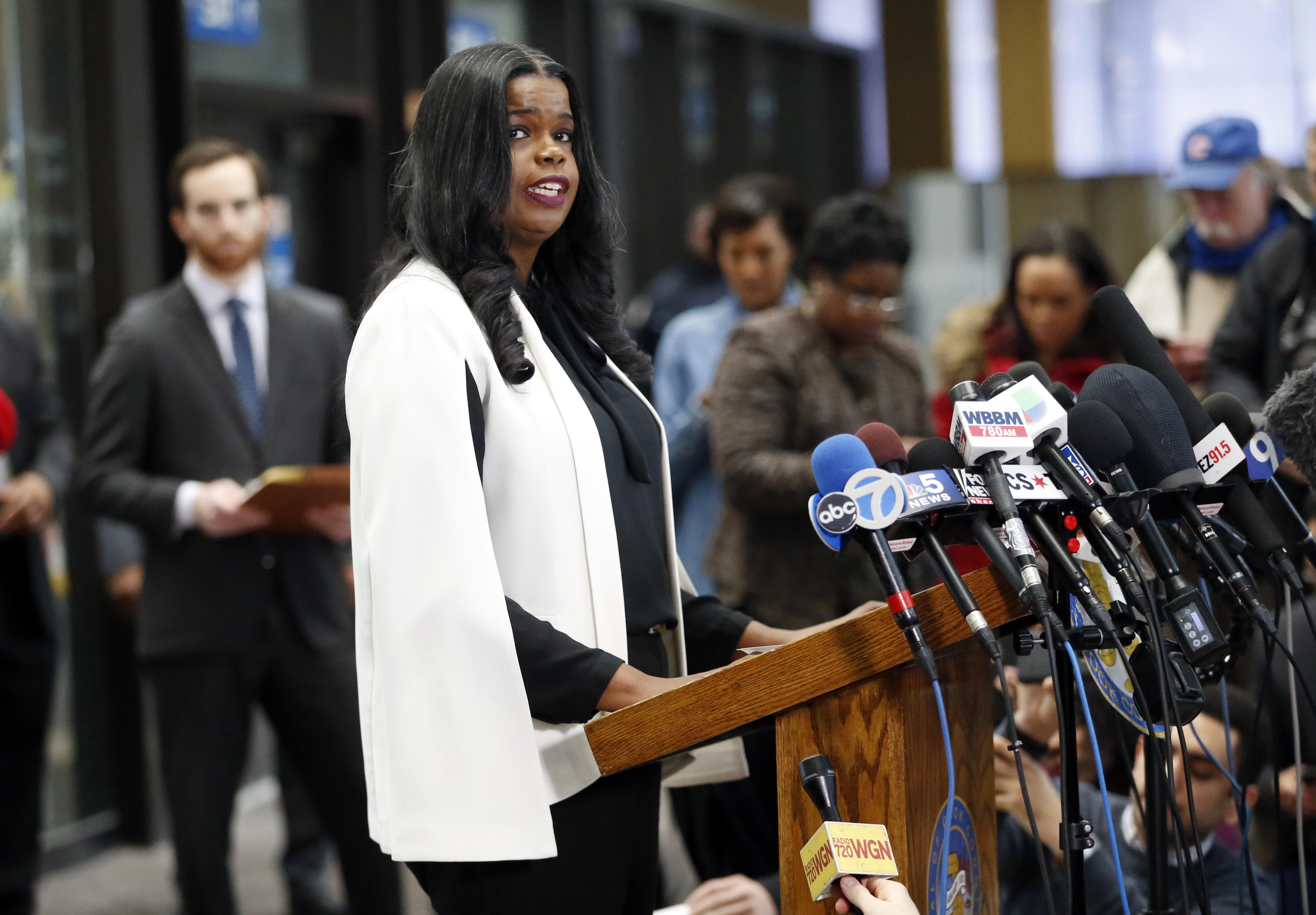 Prosecutor Handling Jussie Smollett Case Says She Wont Speak About It Yet
