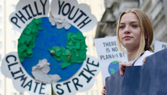 The Climate Kids Are All
