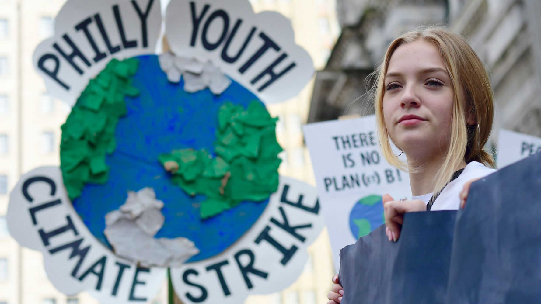 The Climate Kids Are All Right   HuffPost