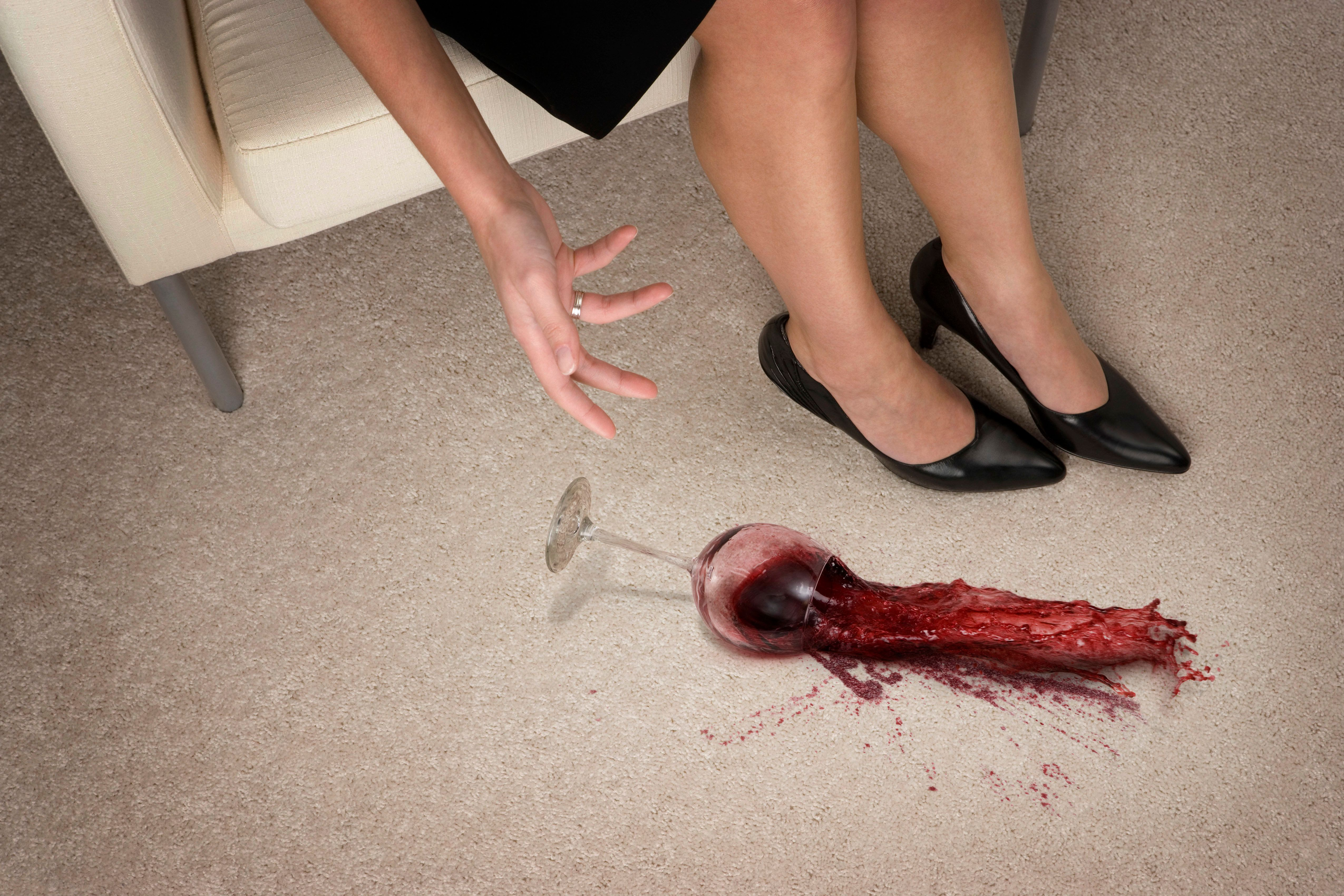 You'll Never Deal With Another Red Wine Stain Again With These Unspillable