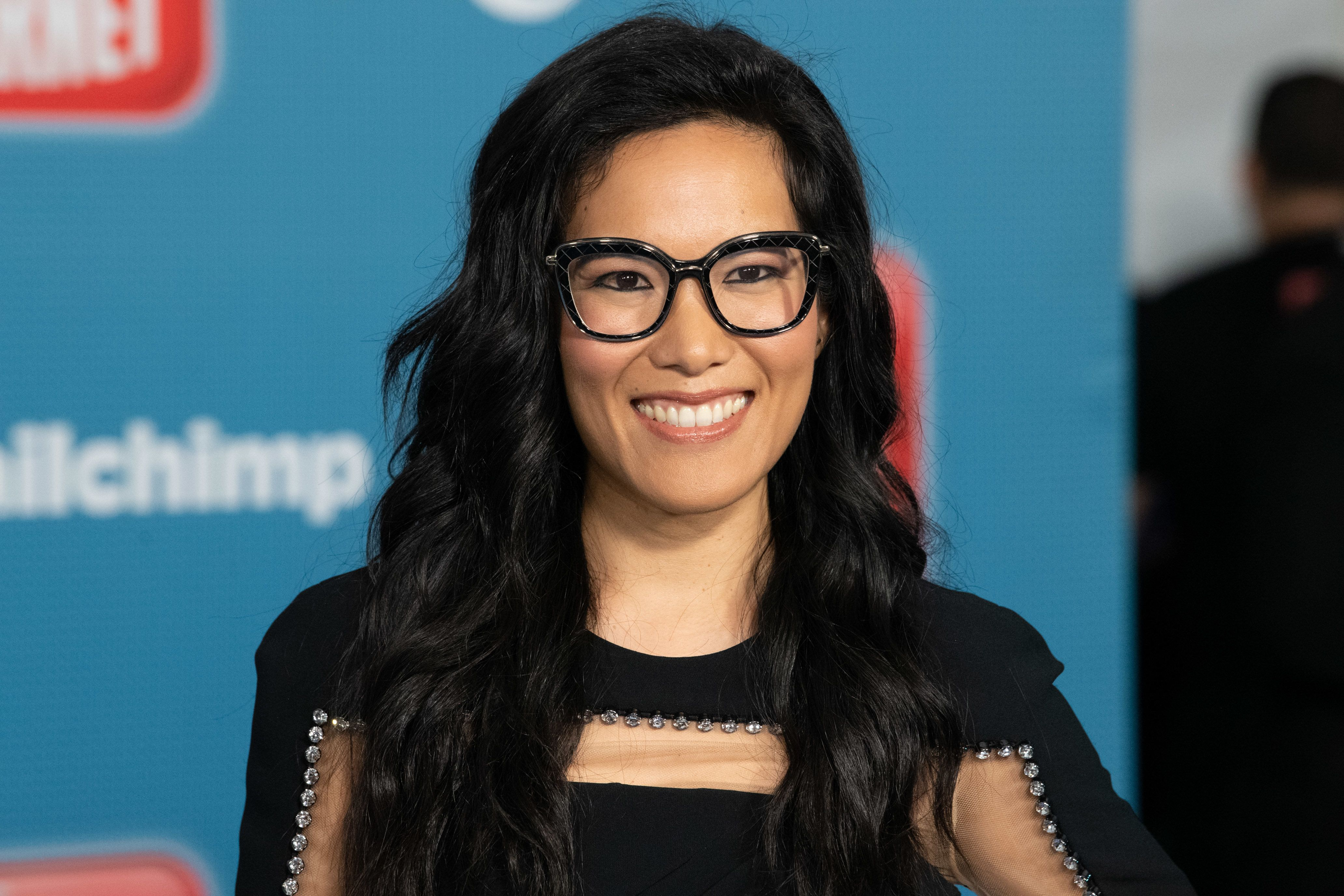 LOS ANGELES, CA - NOVEMBER 05:  Ali Wong attends the Premiere Of Disney's 'Ralph Breaks The Internet' on November 5, 2018 in Los Angeles, California.  (Photo by Earl Gibson III/WireImage,)