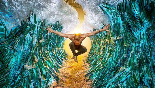 This Artist Transforms Ocean Plastics Into Stunning