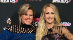 Kelly Clarkson Hilariously Shuts Down 'Secret Feud' Rumors With Carrie