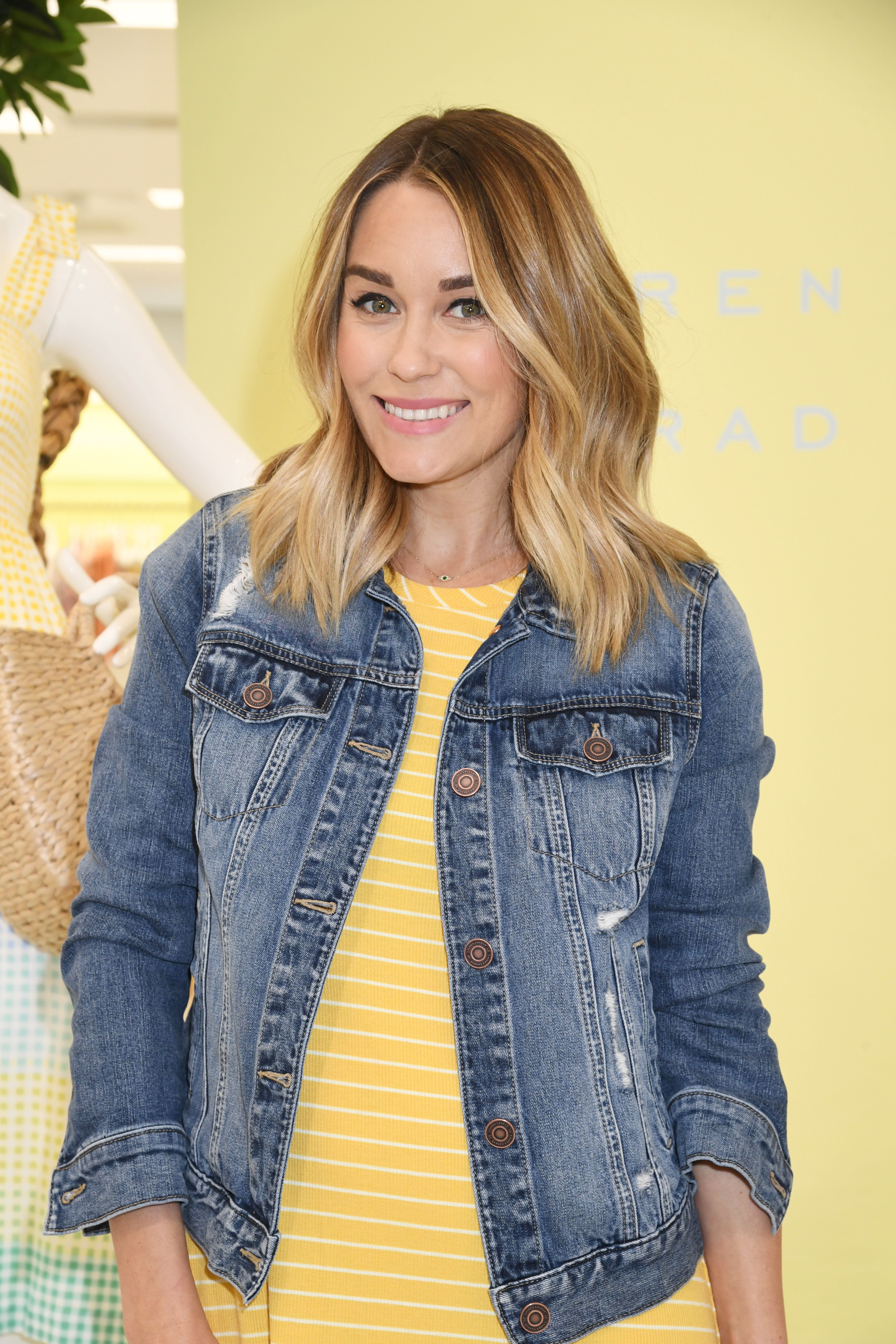 Lauren Conrad debuts Kohl's LC Lauren Conrad Spring Collection on April 11, 2019, in New York City. (Photo: Jennifer Graylock/Getty Images for Kohls)