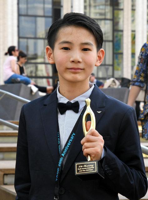 米バレエ登竜門で日本人が2位に 福島・いわきの12歳佐藤可惟さん