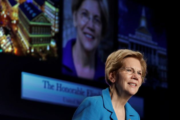 Elizabeth Warren appelle à la destitution de Donald