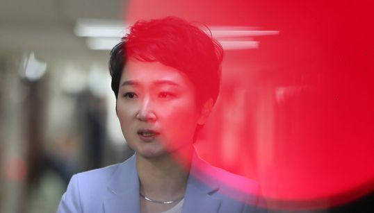 이언주가 입당 의사를 밝히자 자유한국당이
