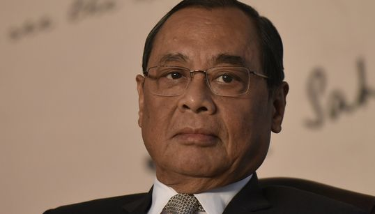 India Chief Justice Ranjan Gogoi Accused Of Sexual
