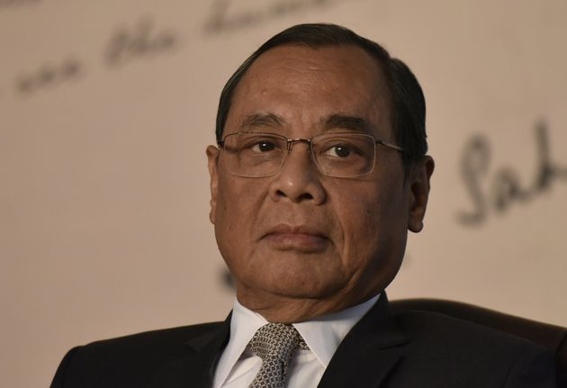 Ranjan Gogoi, Chief Justice of India, in a file