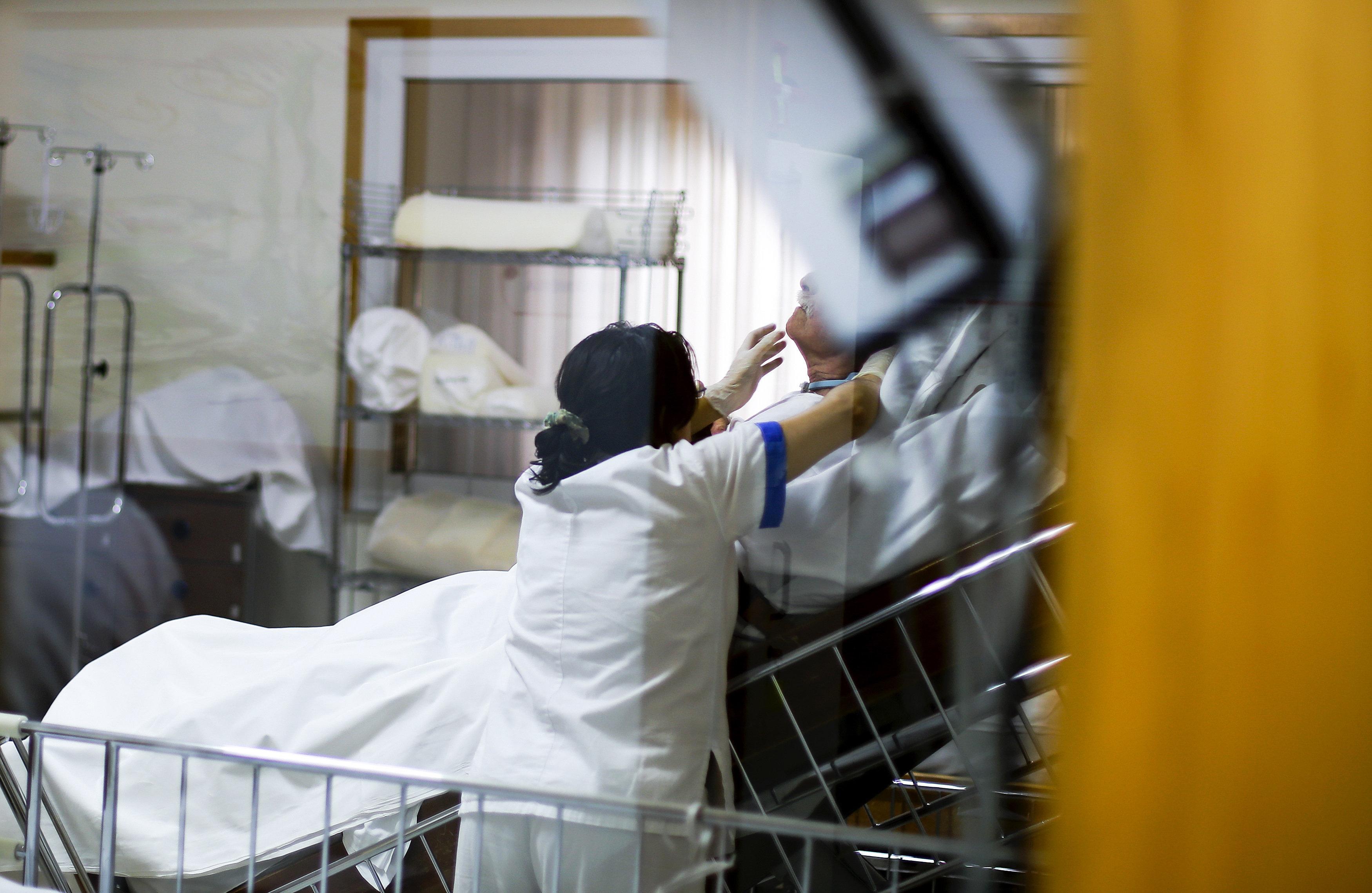 Ισόβια σε Ιταλίδα νοσοκόμα για τους φόνους τεσσάρων