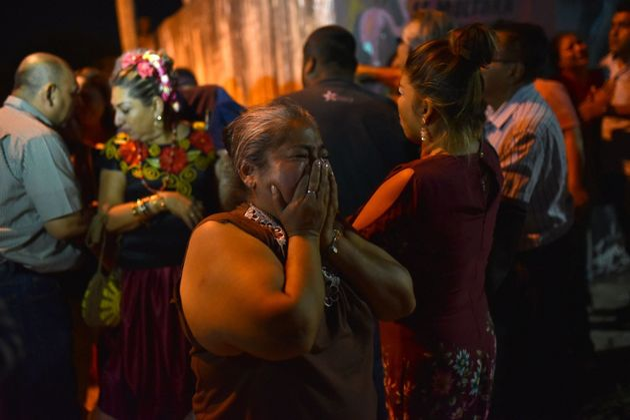 Un grupo armado irrumpe en una fiesta privada en el estado mexicano de Veracruz y mata a 13