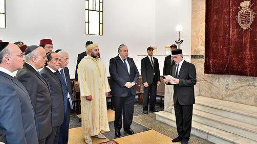 Le roi ordonne la tenue des élections des Instances représentatives des communautés juives du