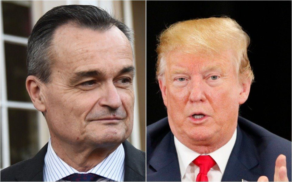 French Ambassador On Trump: 'A Big Mouth' Who 'Reads Basically Nothing'