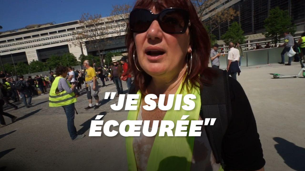 """""""Des millions pour des pierres"""": Des gilets jaunes réagissent aux dons pour"""