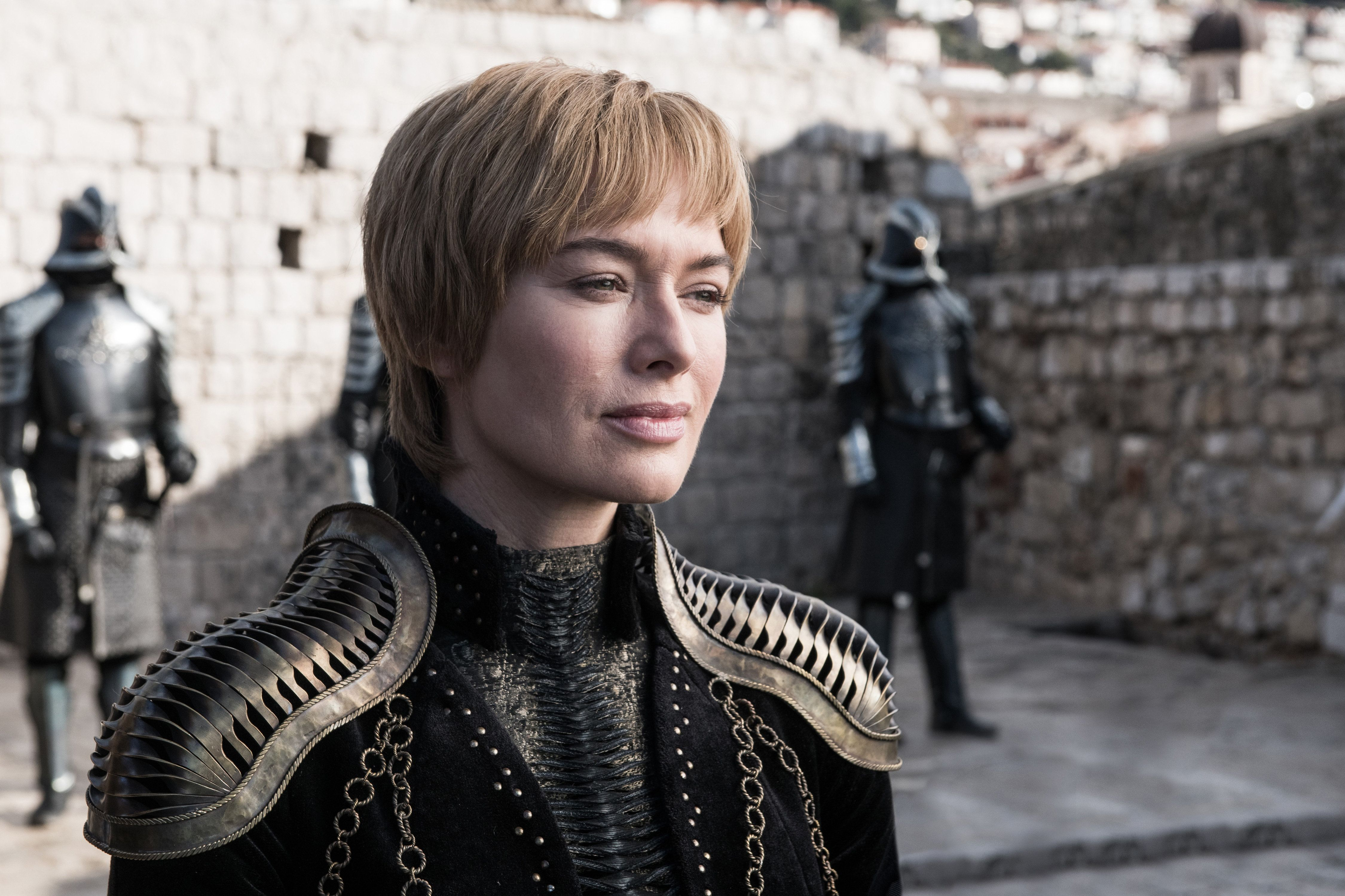 Cersei still thinking about elephants.